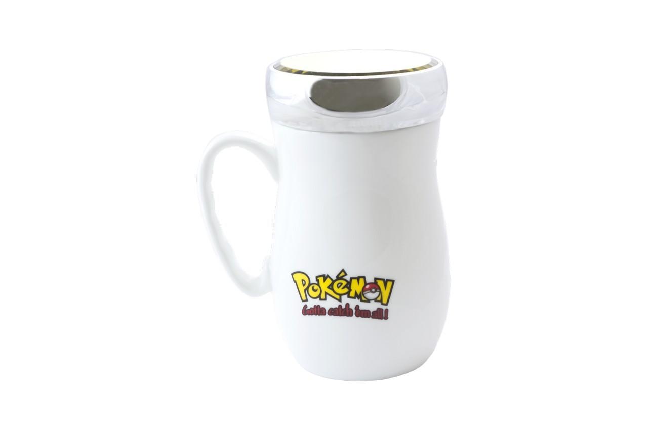 Чашка термос керамическая Elite - 420 мл