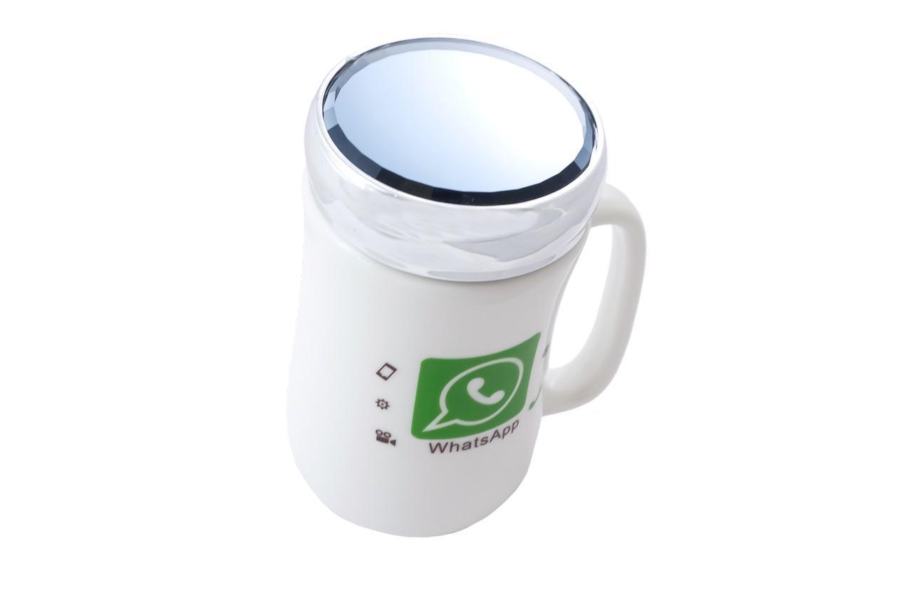 Чашка термос керамическая Elite - 400 мл