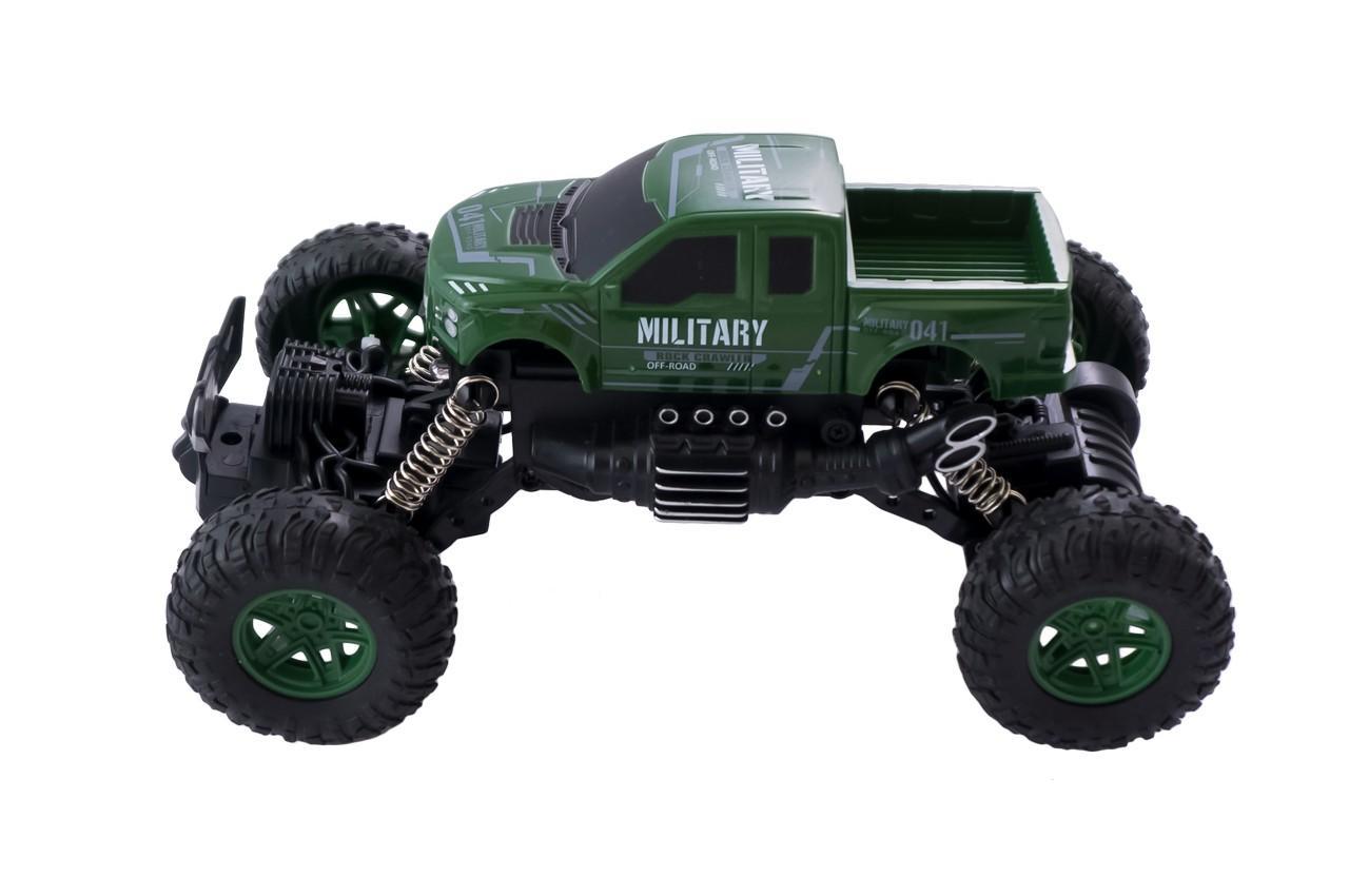 Машинка на радиоуправлении Elite - Military 1:18 EL-TH476
