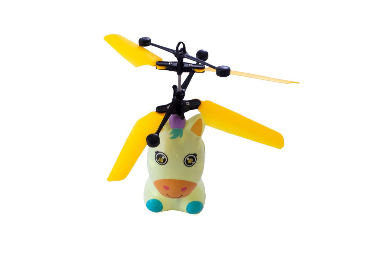 Индукционная летающая игрушка Elite - единорог EL-PC513