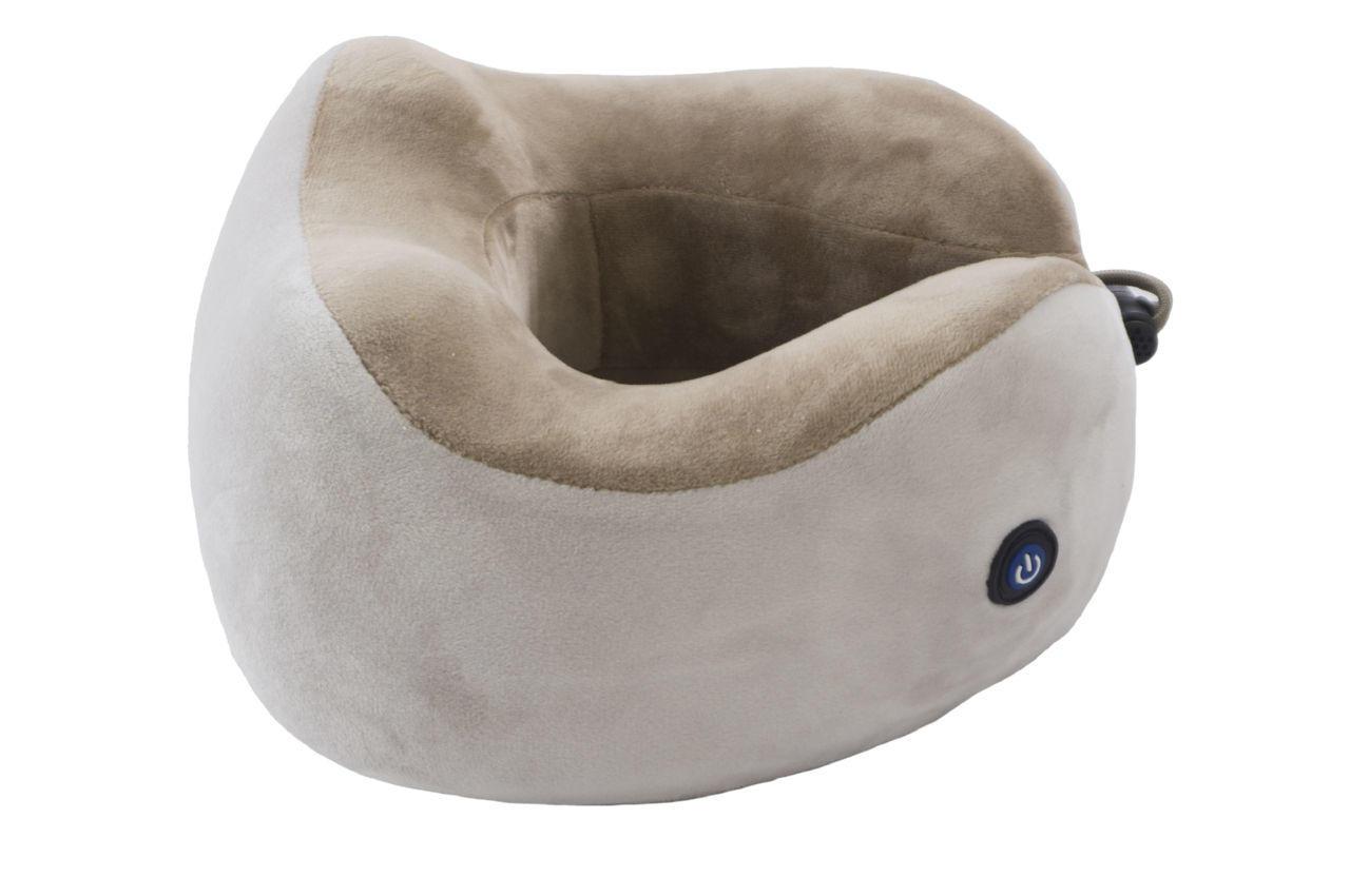 Подушка массажная с памятью Elite - U-Shaped Massage Pillow EL-320-12