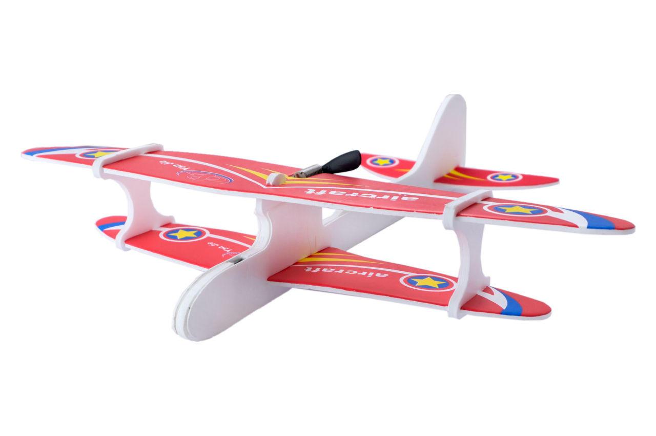 Самолет-планер метательный Elite - Aircraft Yan Jie