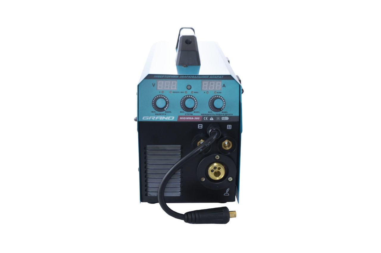 Сварочный полуавтомат Grand - MIG/ММА-360