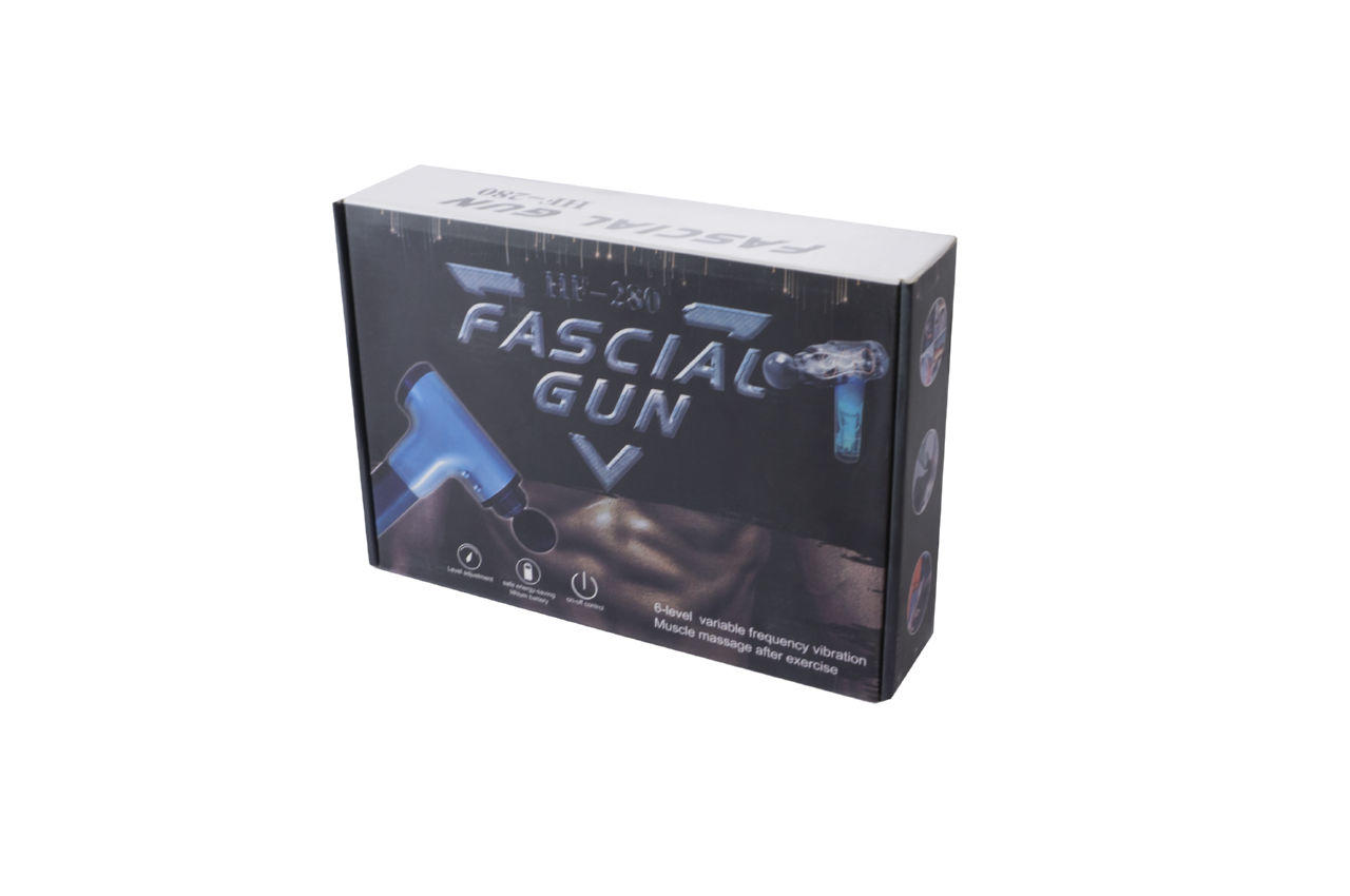 Массажер для мышц Elite - Fascial Gun HF-280