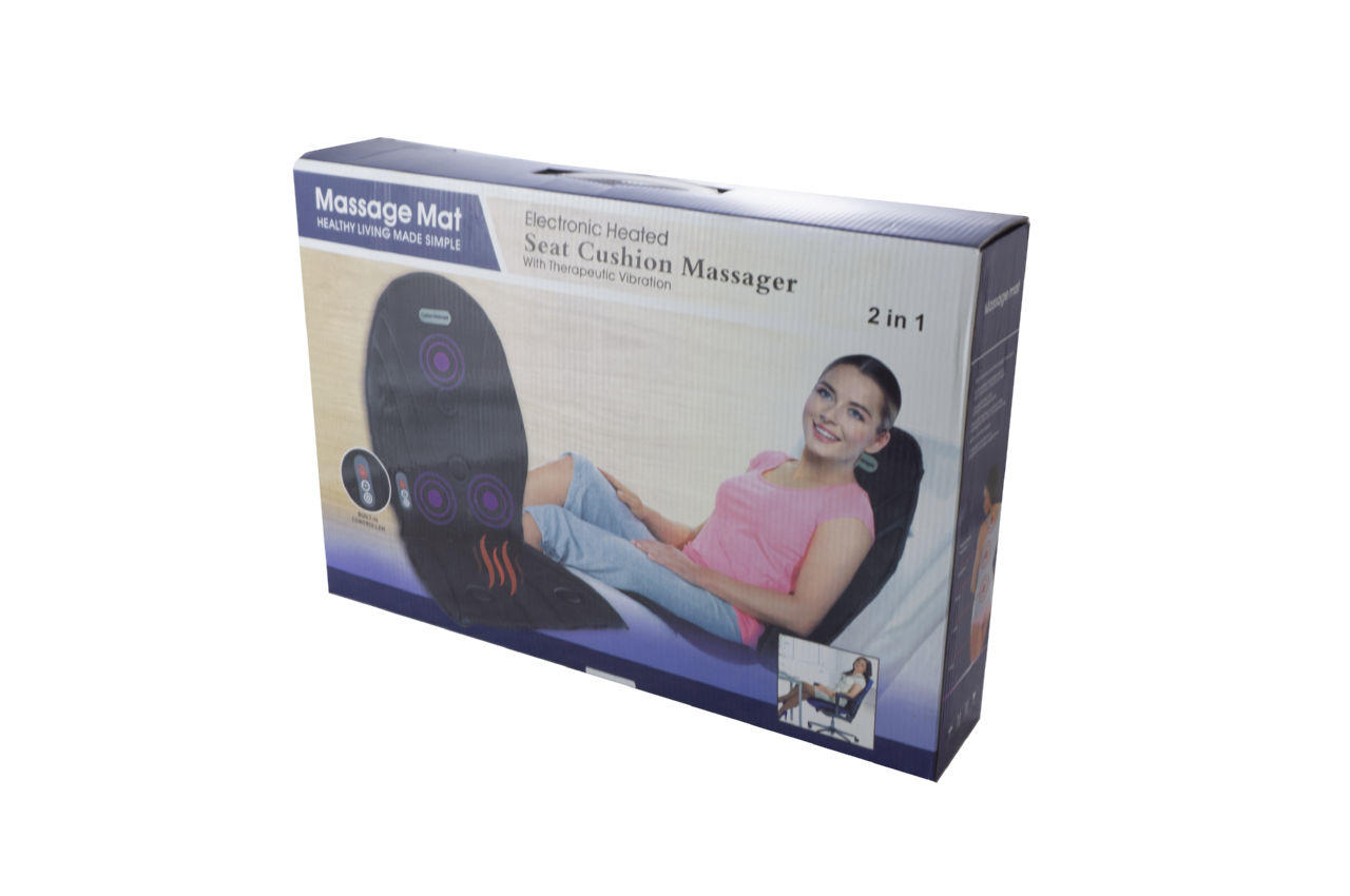 Сиденье массажное с подогревом Elite - Massage Mat