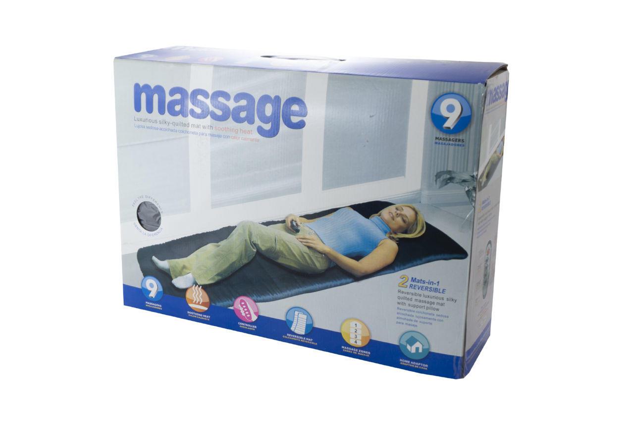 Матрас массажный  с подогревом Elite - Massage