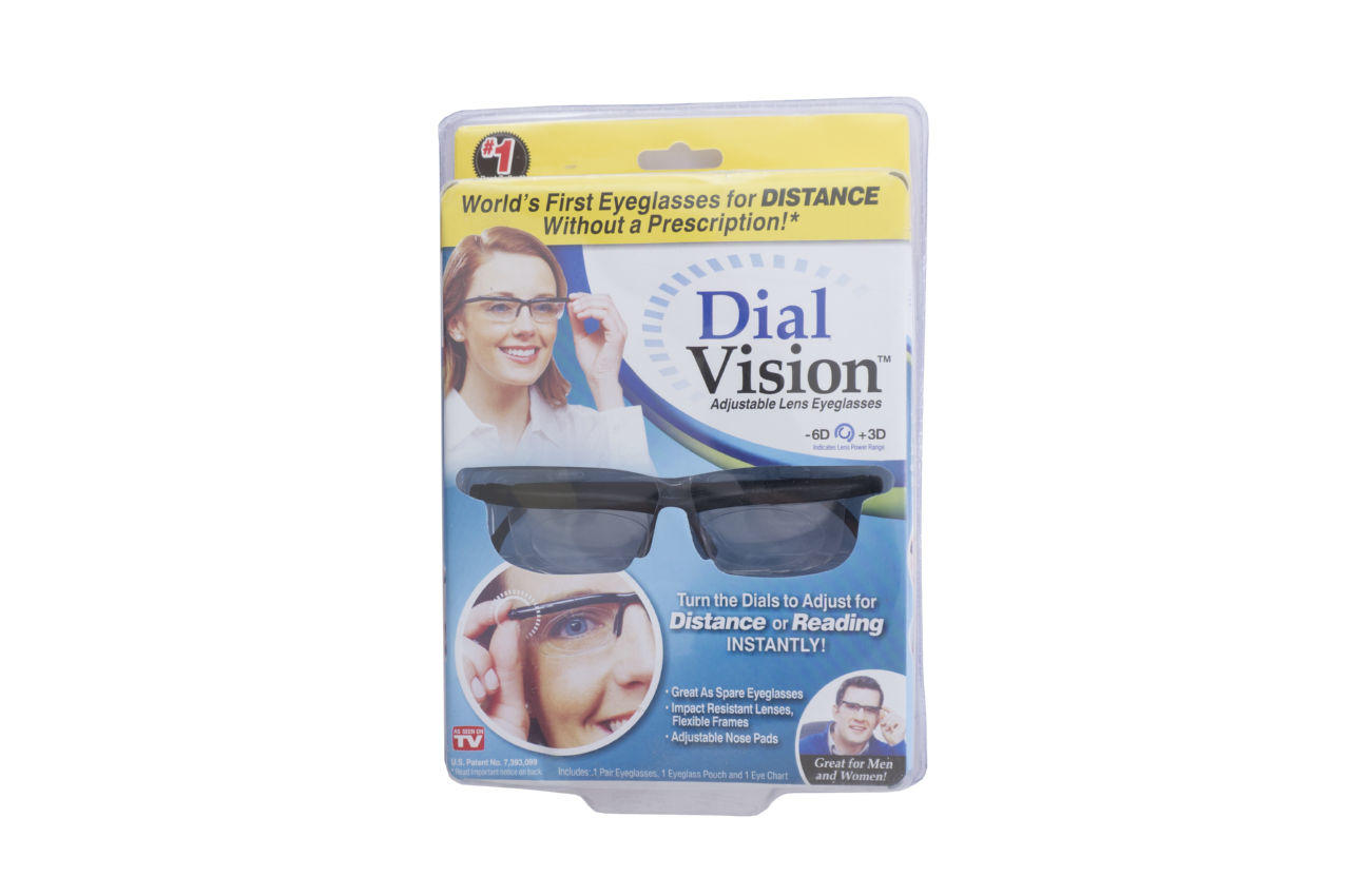 Очки лупа с регулировкой линз Elite - Dial Vision