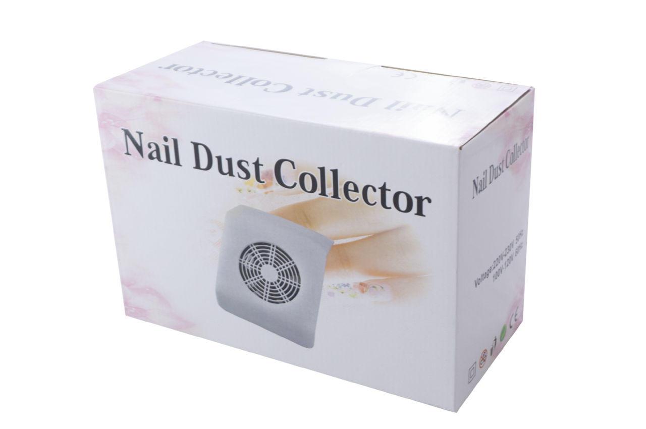 Вытяжка для маникюра PRC Nail Dust Collector - BQ-858-2A