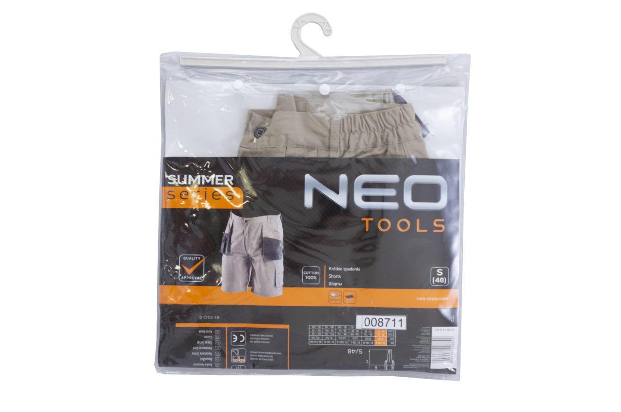 Шорты рабочие NEO - XL/56