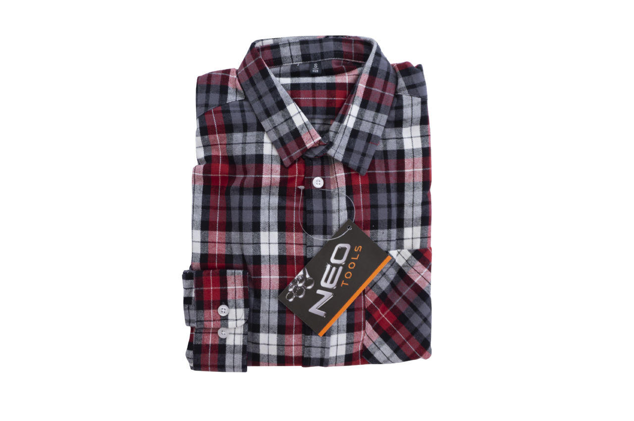 Рубашка фланелевая NEO - XXL/56