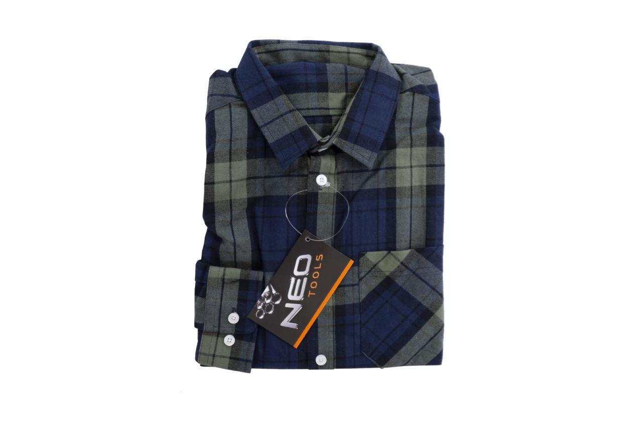 Рубашка фланелевая NEO - M/50