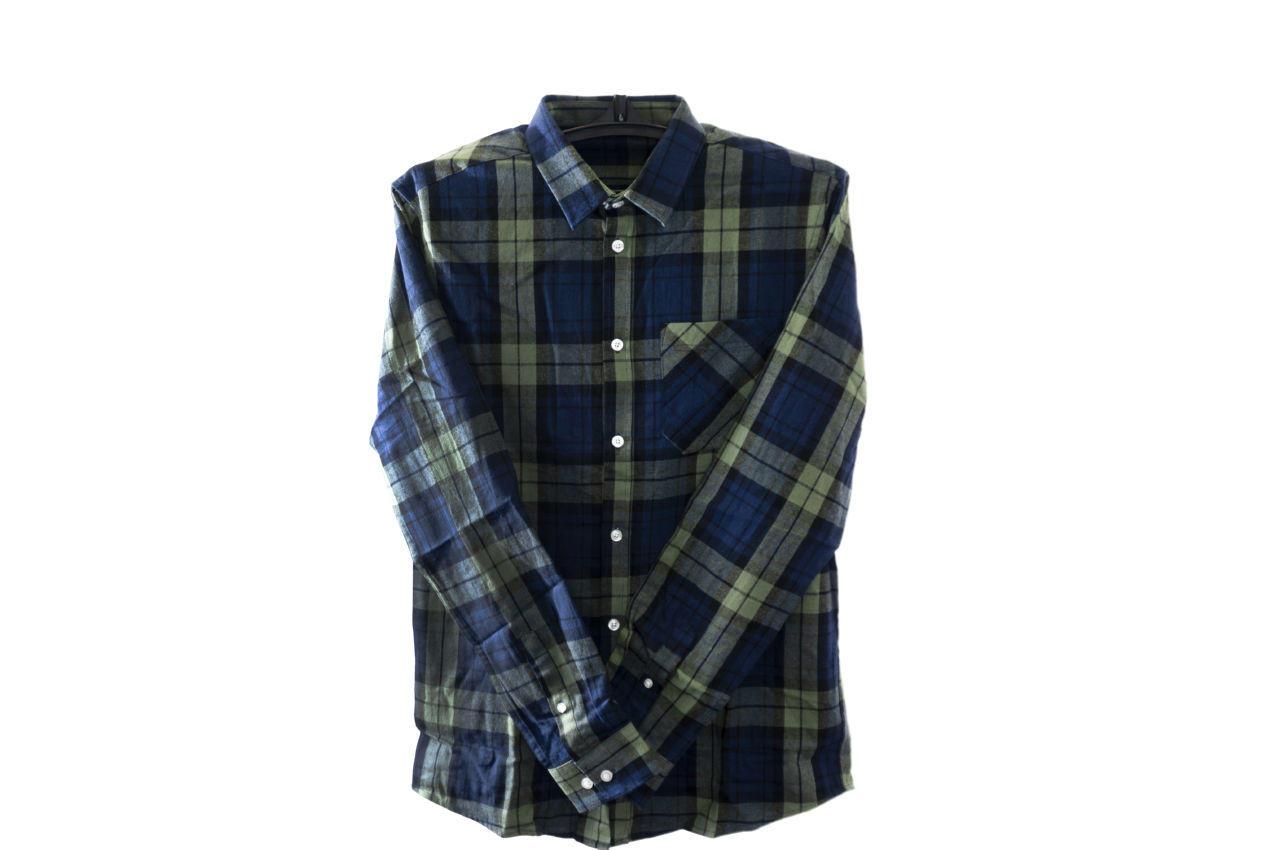 Рубашка фланелевая NEO - L/52