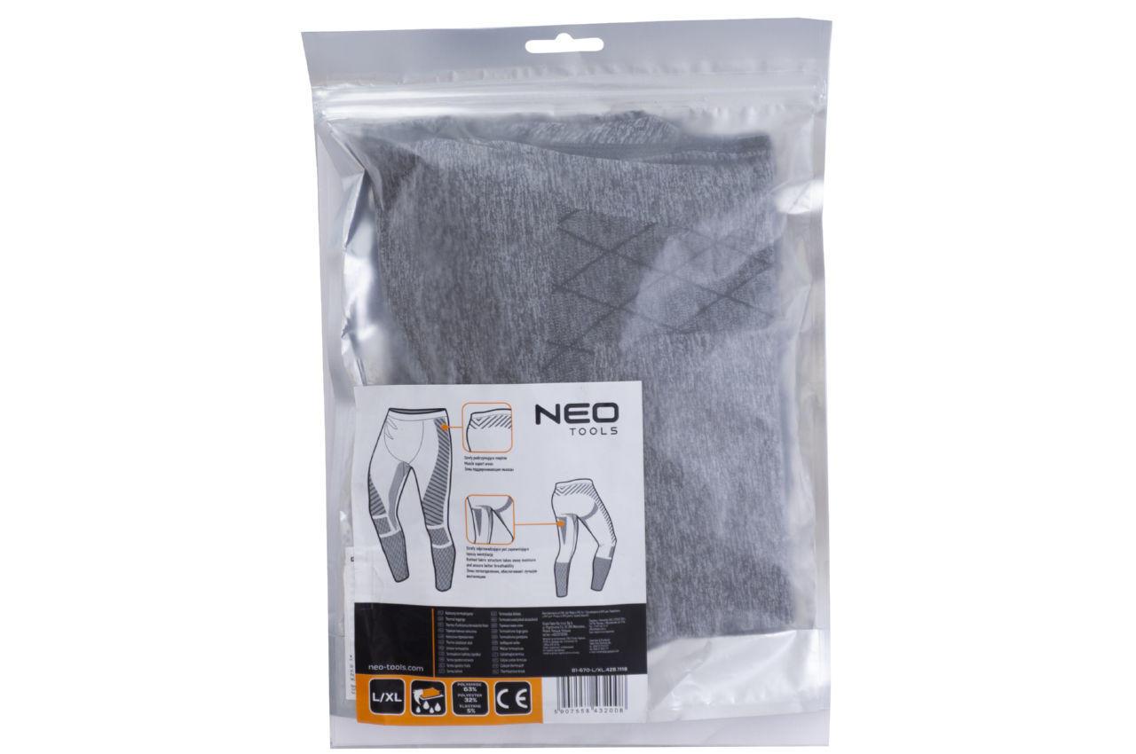 Термоактивные кальсоны NEO - L54 / XL56