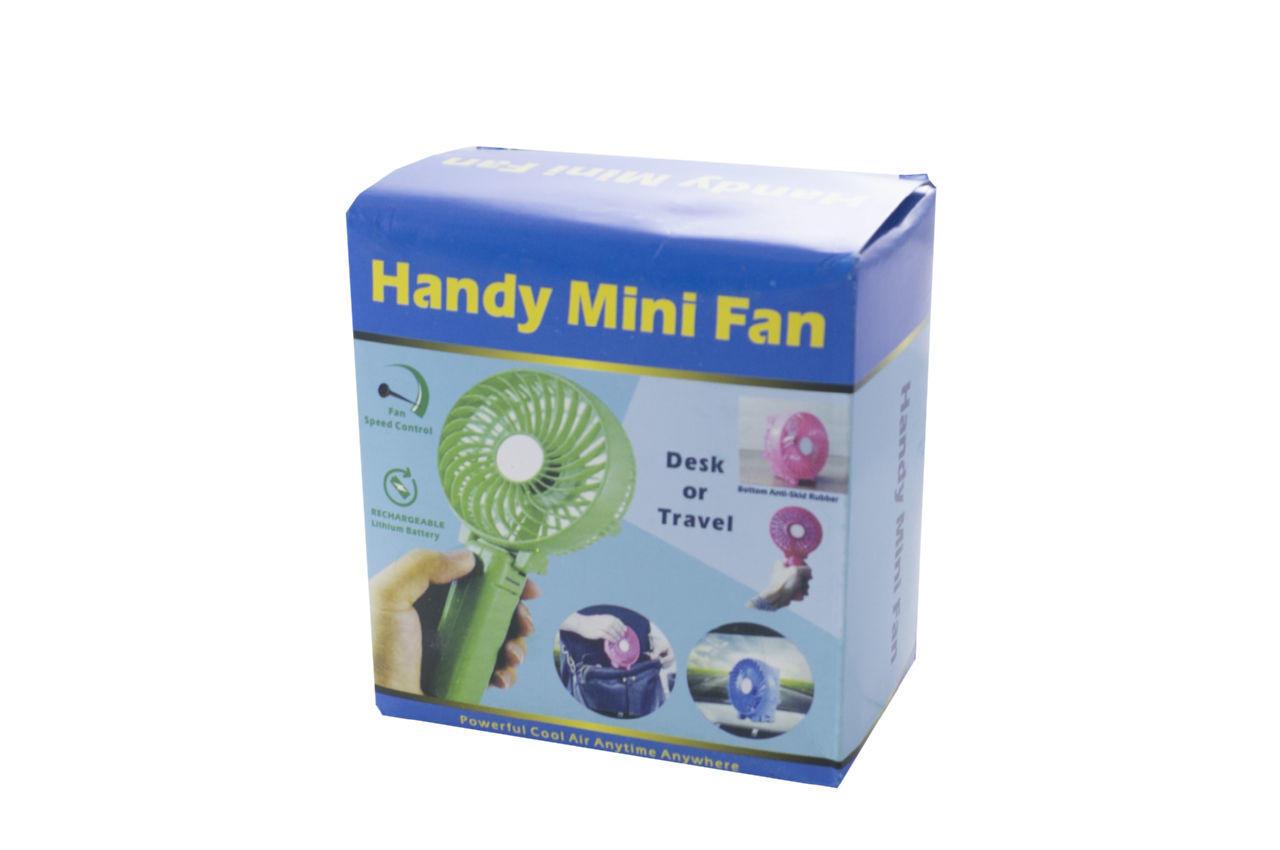 Вентилятор портативный PRC Mini Fan - Handy