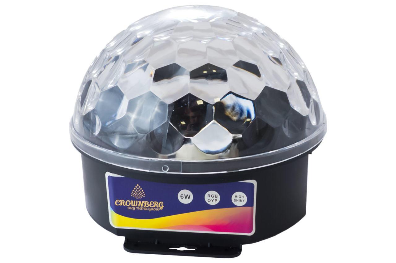 Диско шар Crownberg - CB-0304