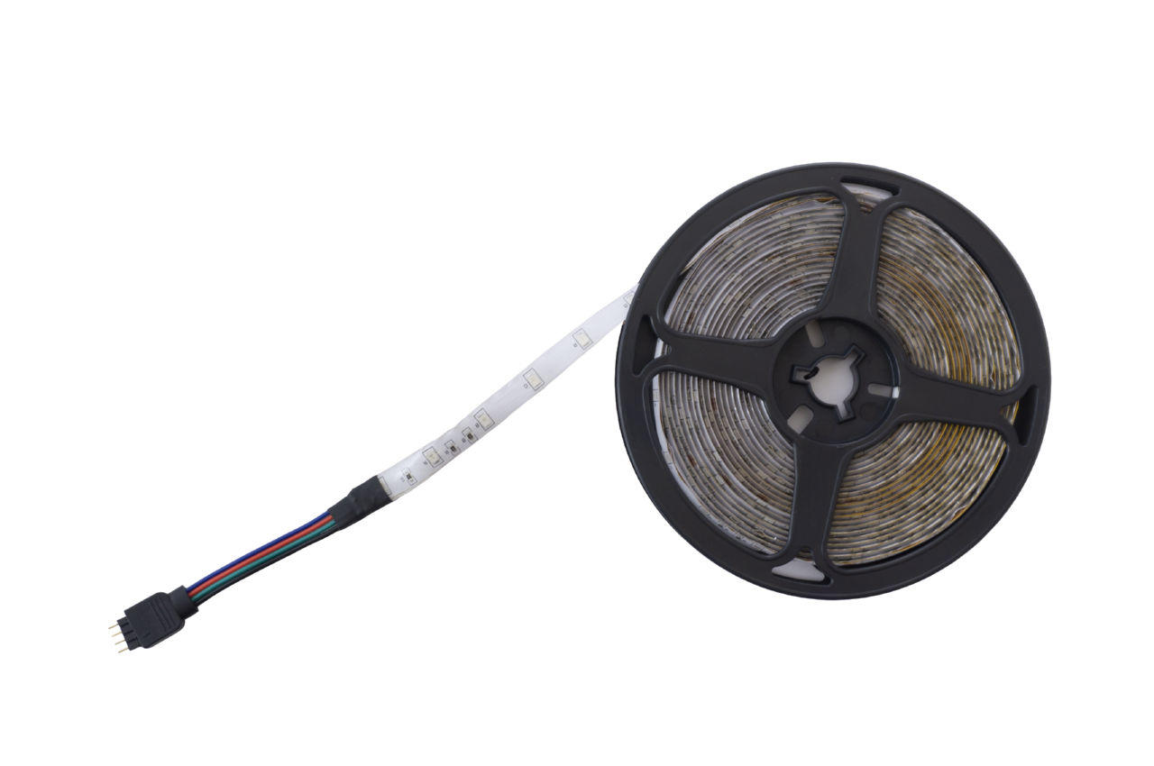 Лента светодиодная с контроллером Wimpex - SMD 5050 RGB