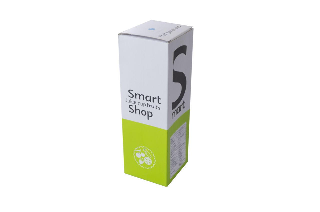 Блендер портативный PRC Smart Juice Cup Fruits - 380 мл 6 ножей