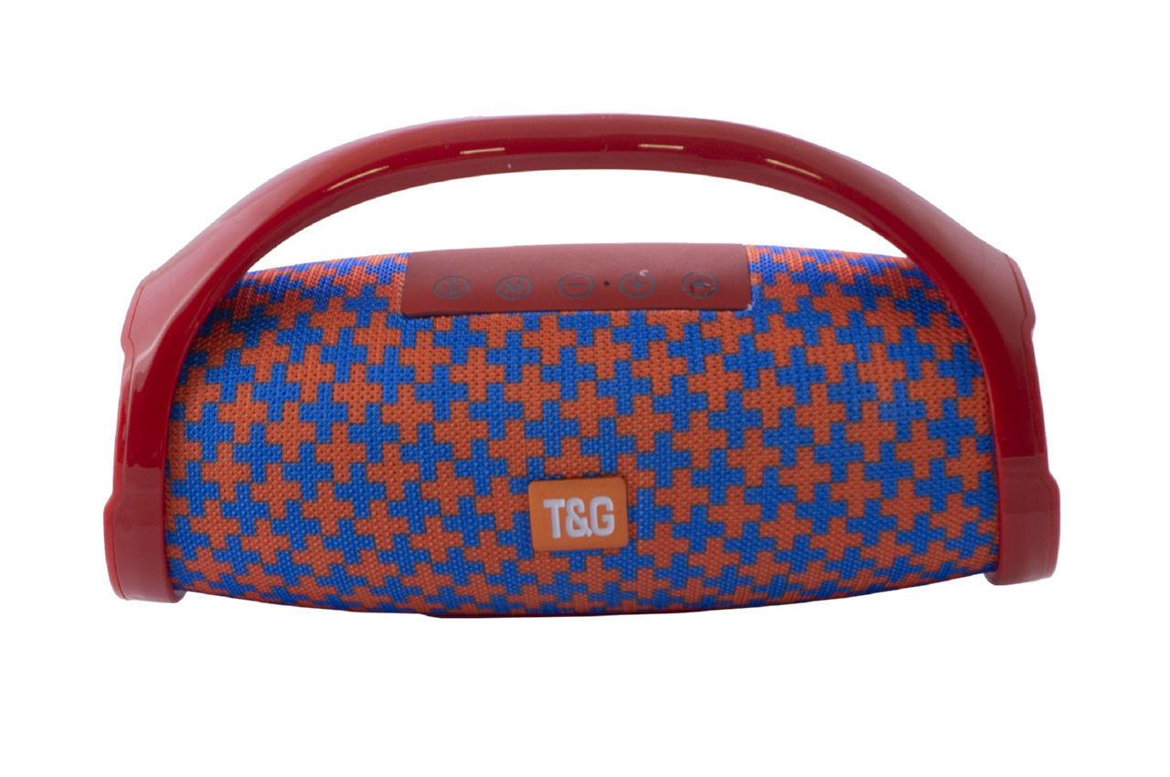 Колонка портативная T&G TG-136