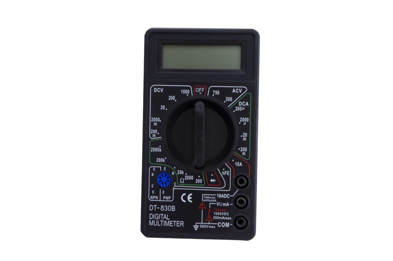 Мультиметр Digital Multimeter - DT-830B