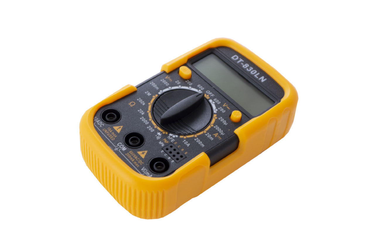 Мультиметр Digital Multimeter - DT-830LN