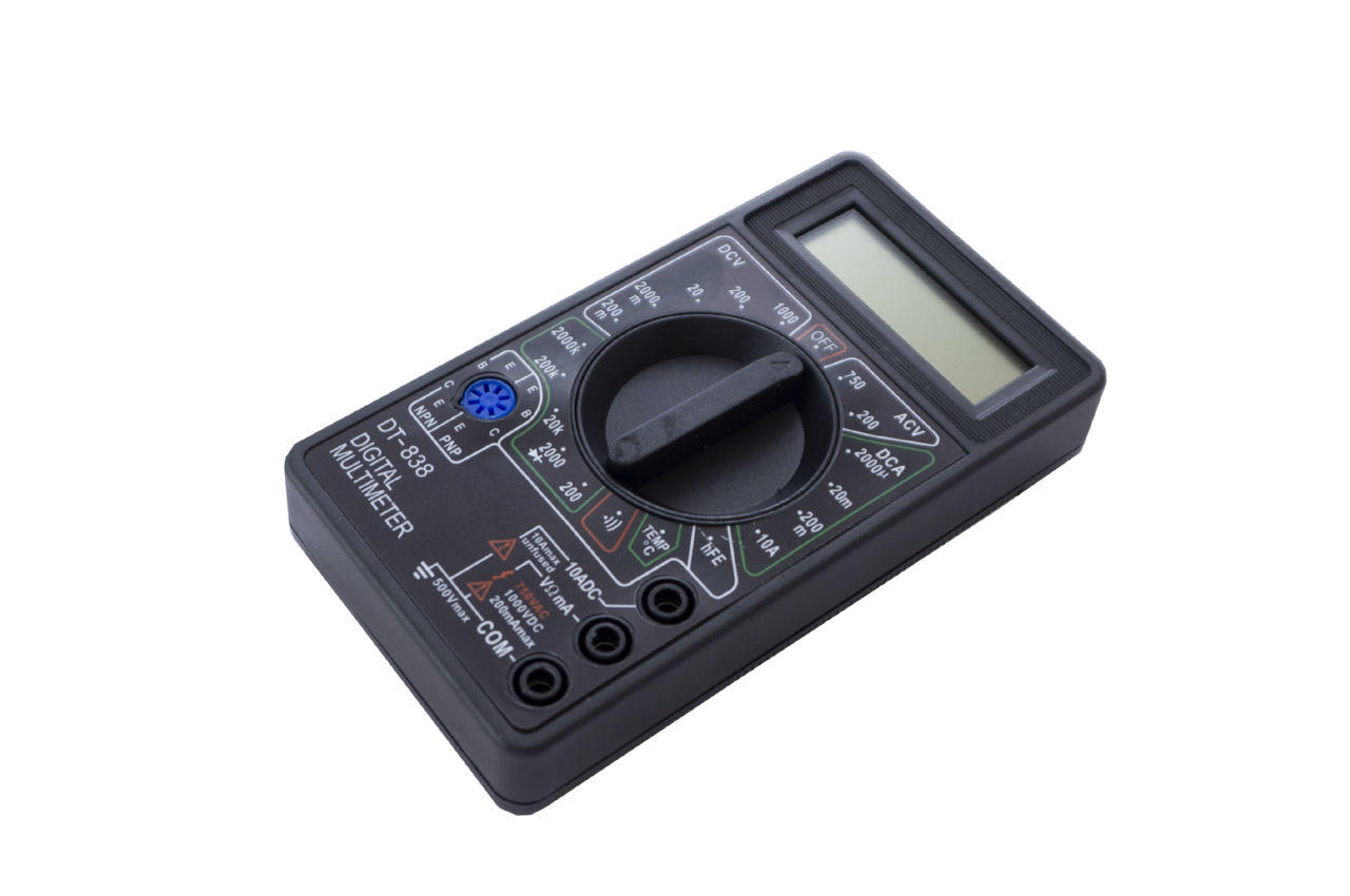 Мультиметр Digital Multimeter - DT-838