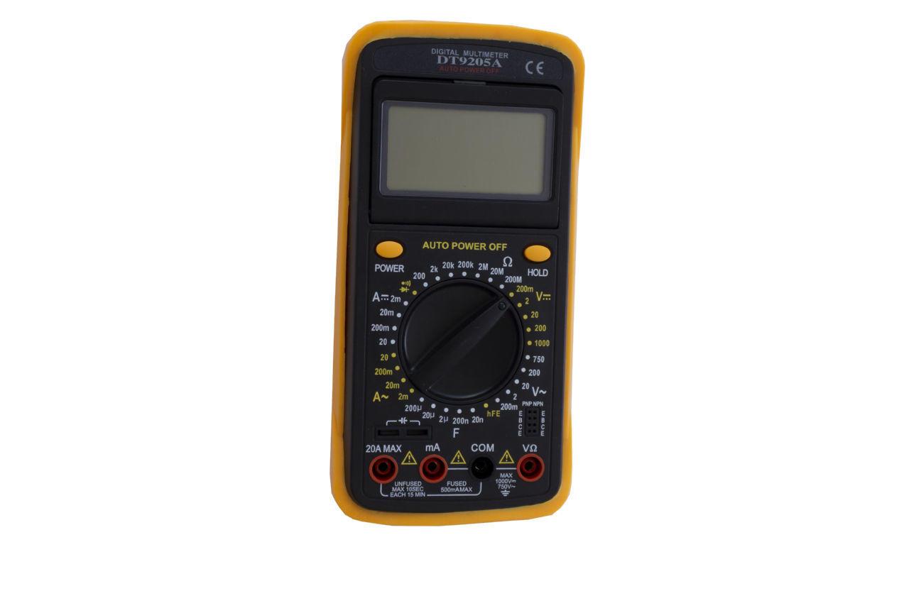 Мультиметр Digital Multimeter - DT-9205A PRO