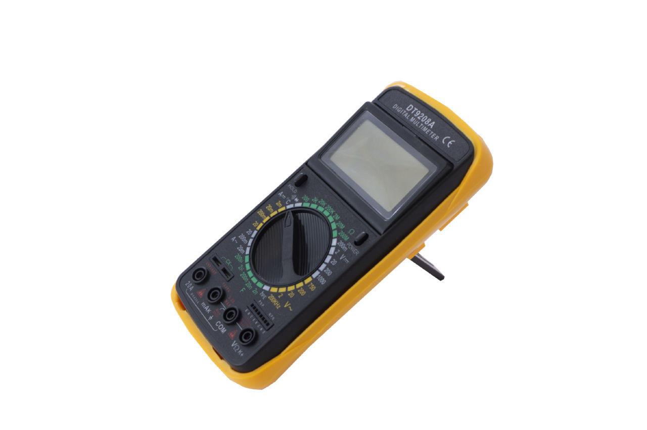 Мультиметр Digital Multimeter - DT-9208A