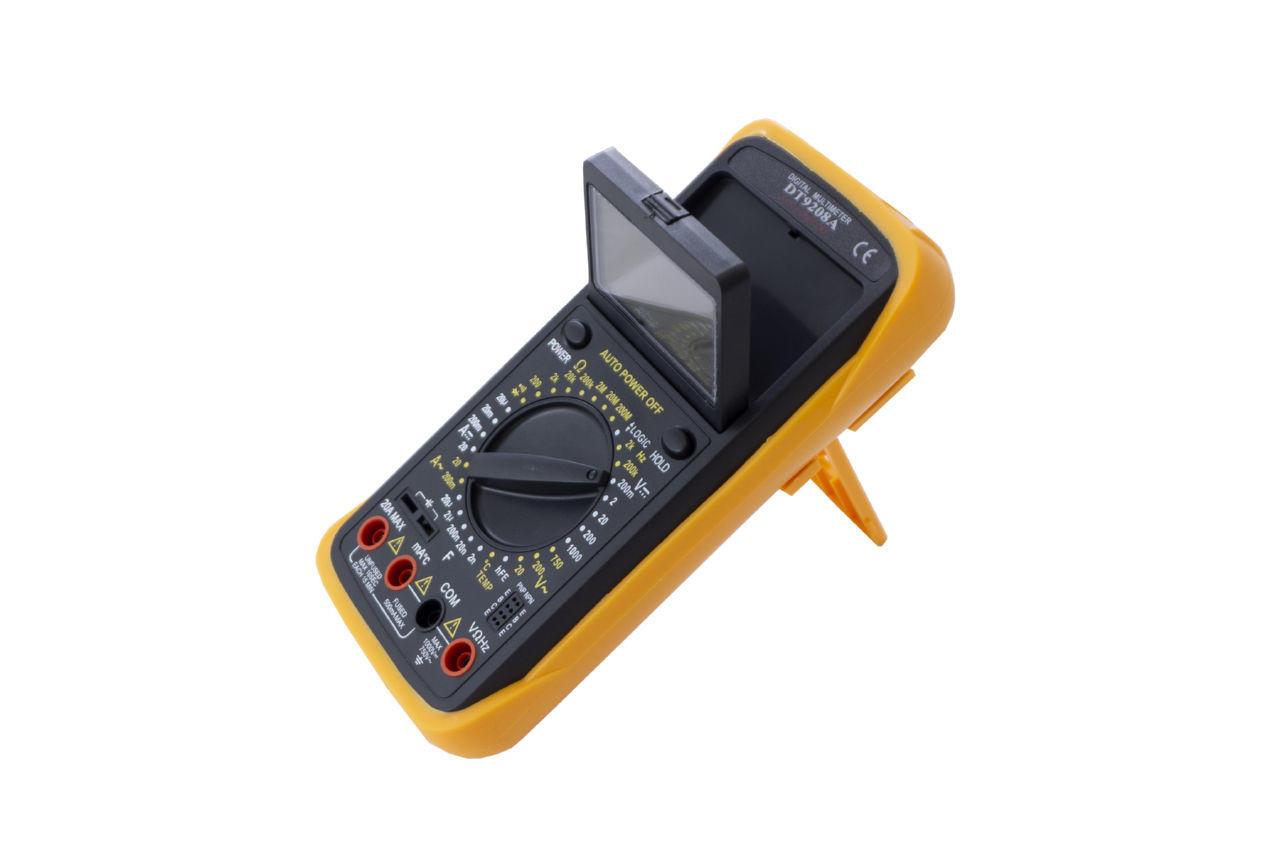 Мультиметр Digital Multimeter - DT-9208A PRO