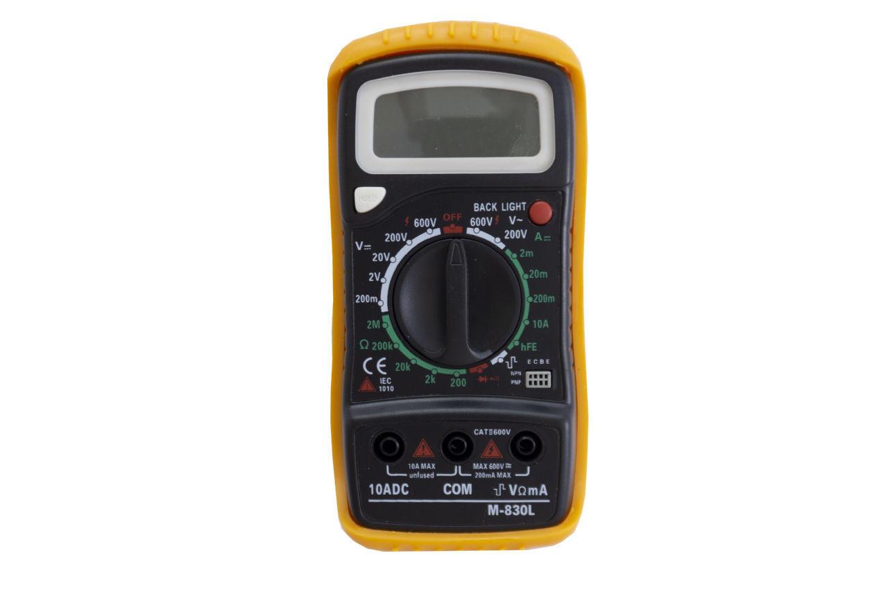 Мультиметр Digital Multimeter - M-830L