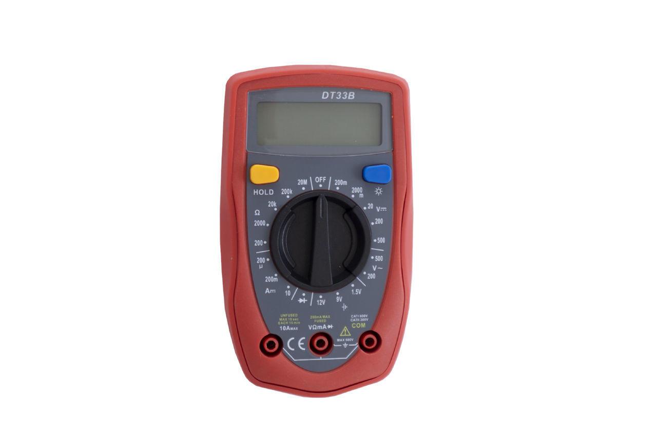 Мультиметр Digital Multimeter - DT-33B