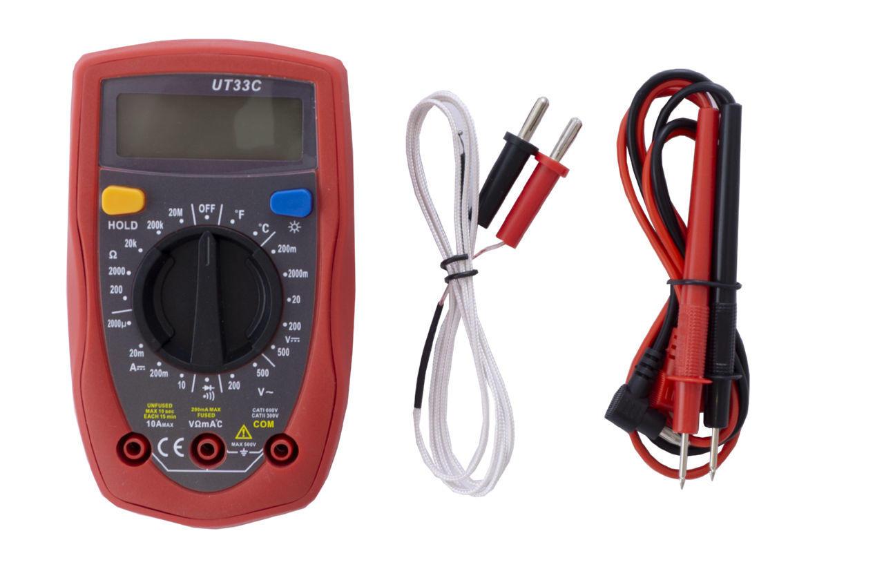 Мультиметр Digital Multimeter - UT-33C