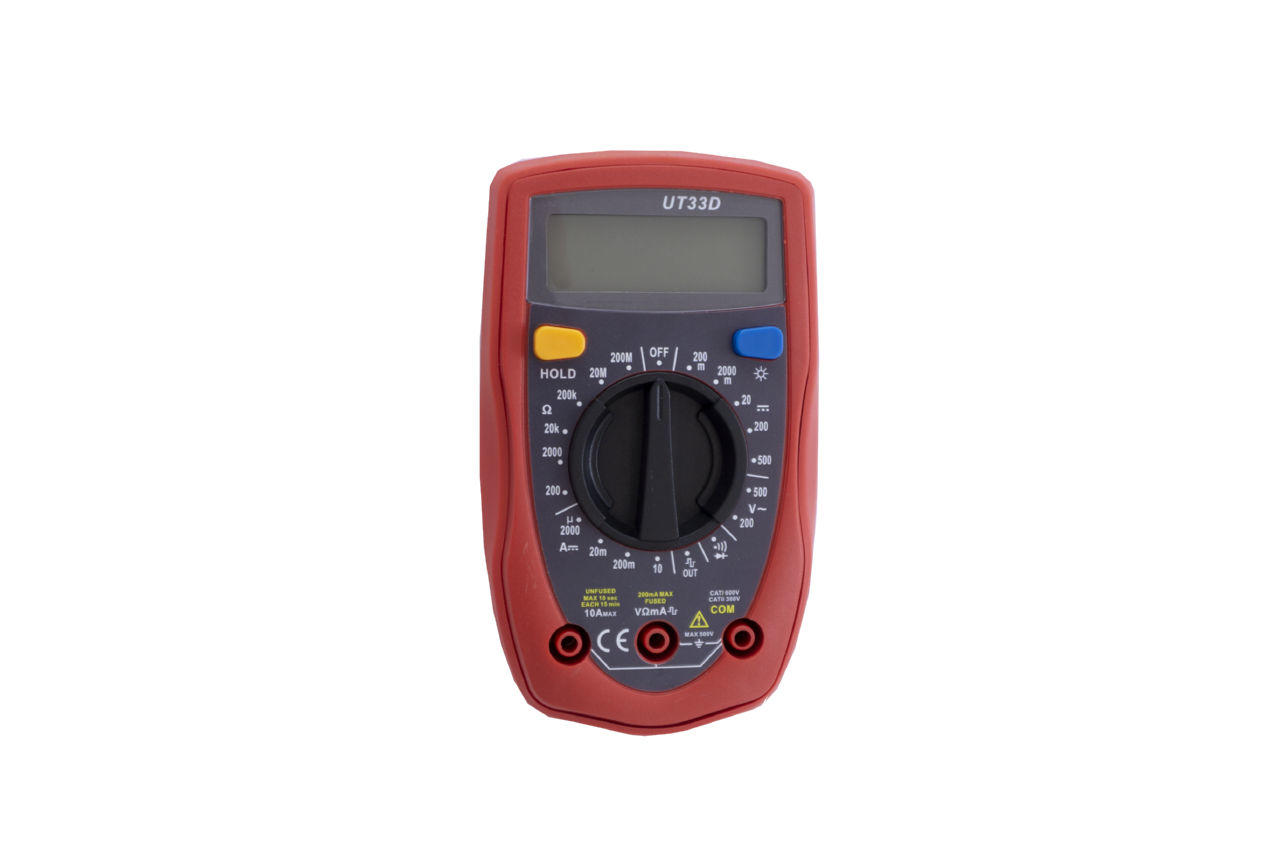 Мультиметр Digital Multimeter - UT-33D