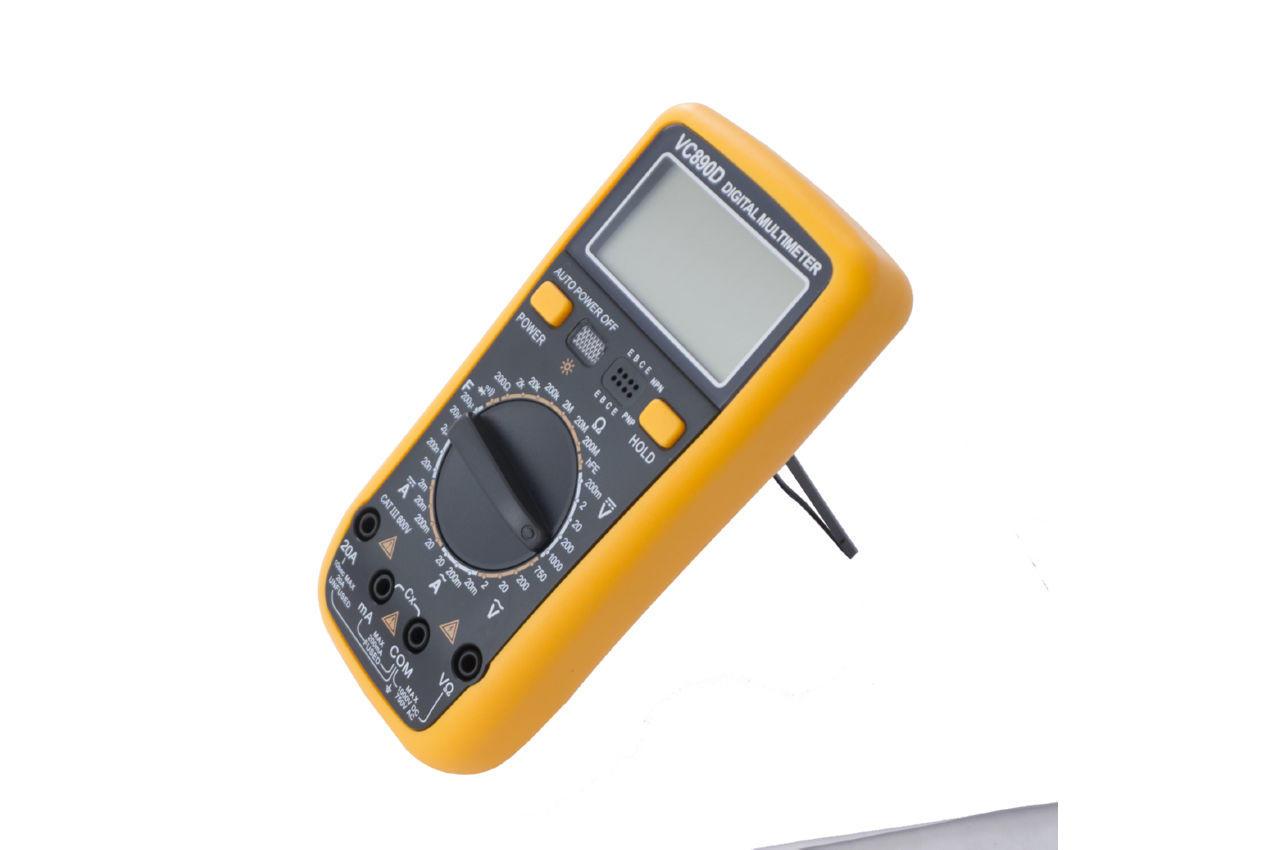 Мультиметр Digital Multimeter - VC-890D