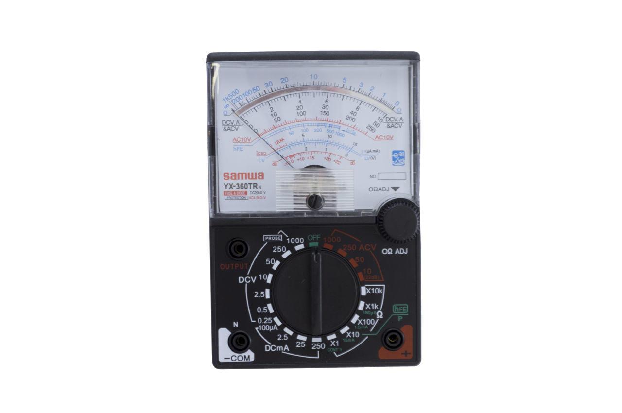 Мультиметр Samwa - YX-360TRN