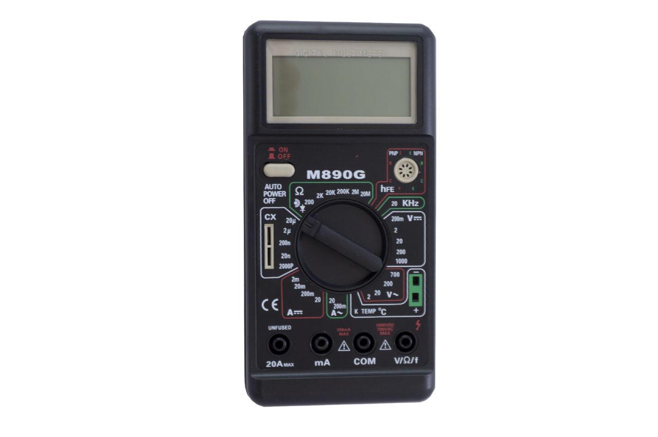 Мультиметр PRC Digital Multimeter - M-890G