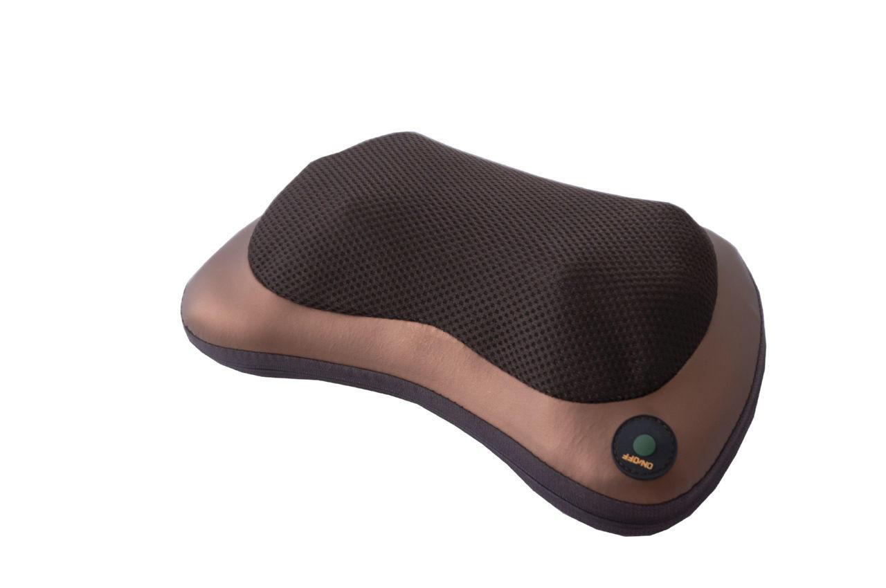Подушка массажная с инфракрасным подогревом Elite - Massage Pillow