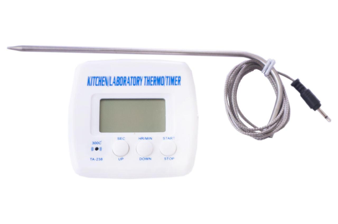 Термометр кулинарный со щупом Elite - -50/+300
