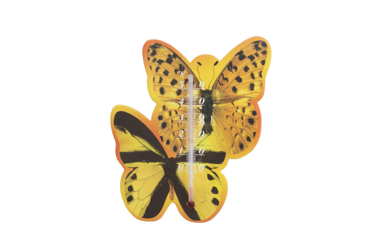 Термометр комнатный Elite - (0°C/+50°C) бабочка