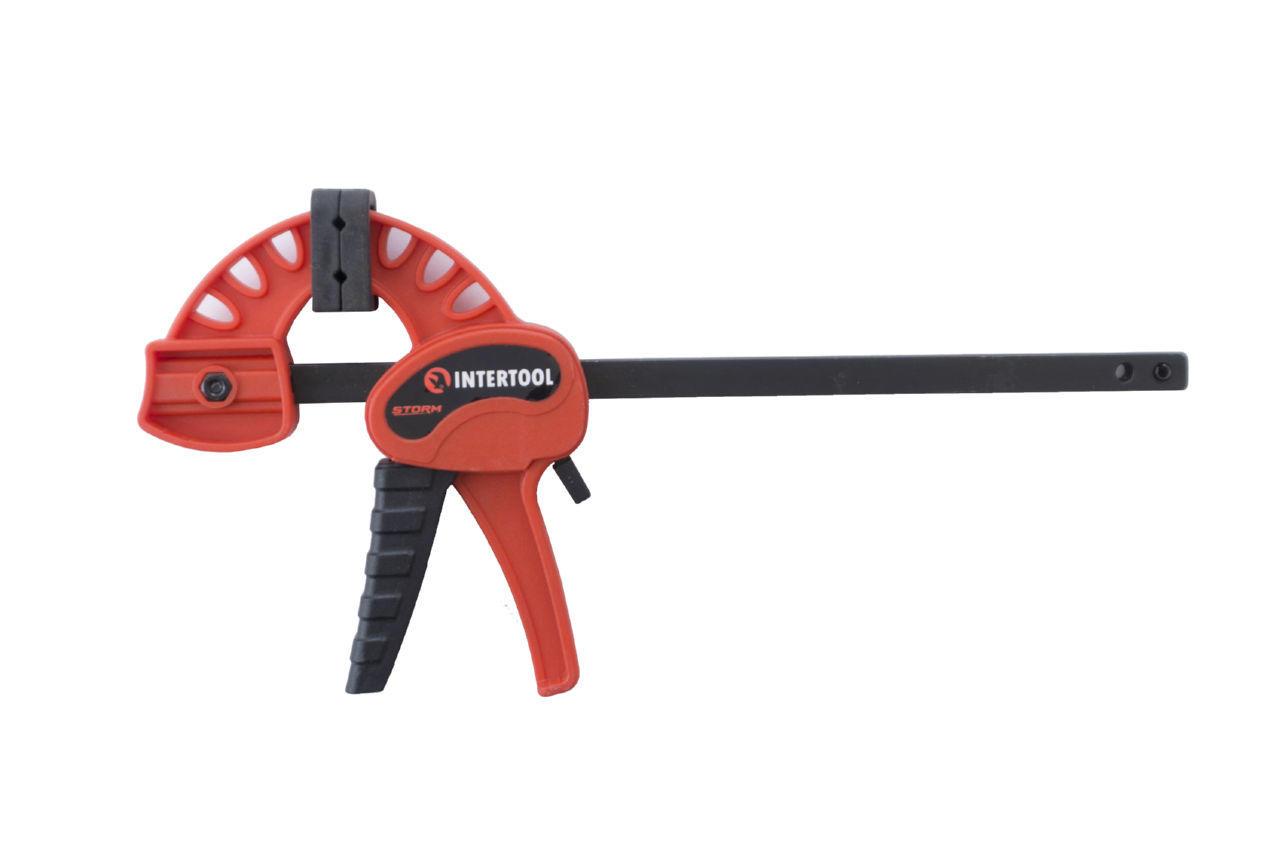Струбцина столярная Intertool - 100 x 30 мм x 10 кг Storm