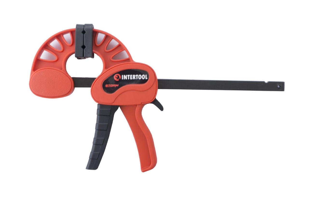 Струбцина столярная Intertool - 150 x 60 мм x 70 кг Storm
