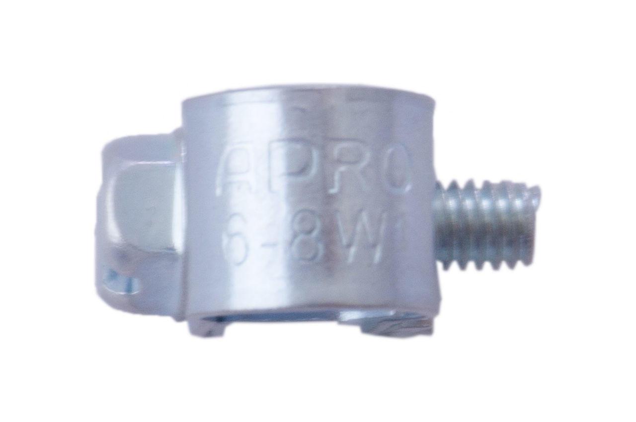 Хомут силовой Apro - 6 x 8 мм 50 шт.