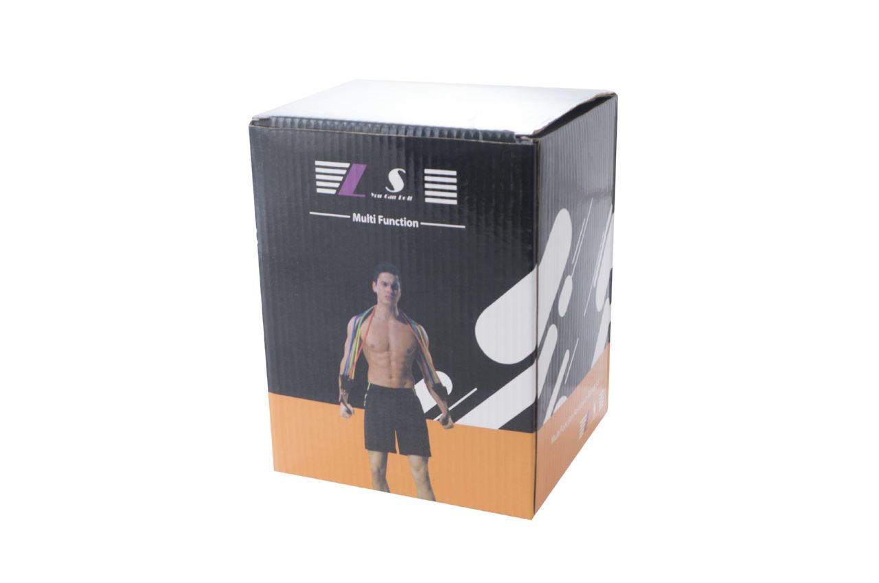 Набор эспандеров для фитнеса Elite - LS