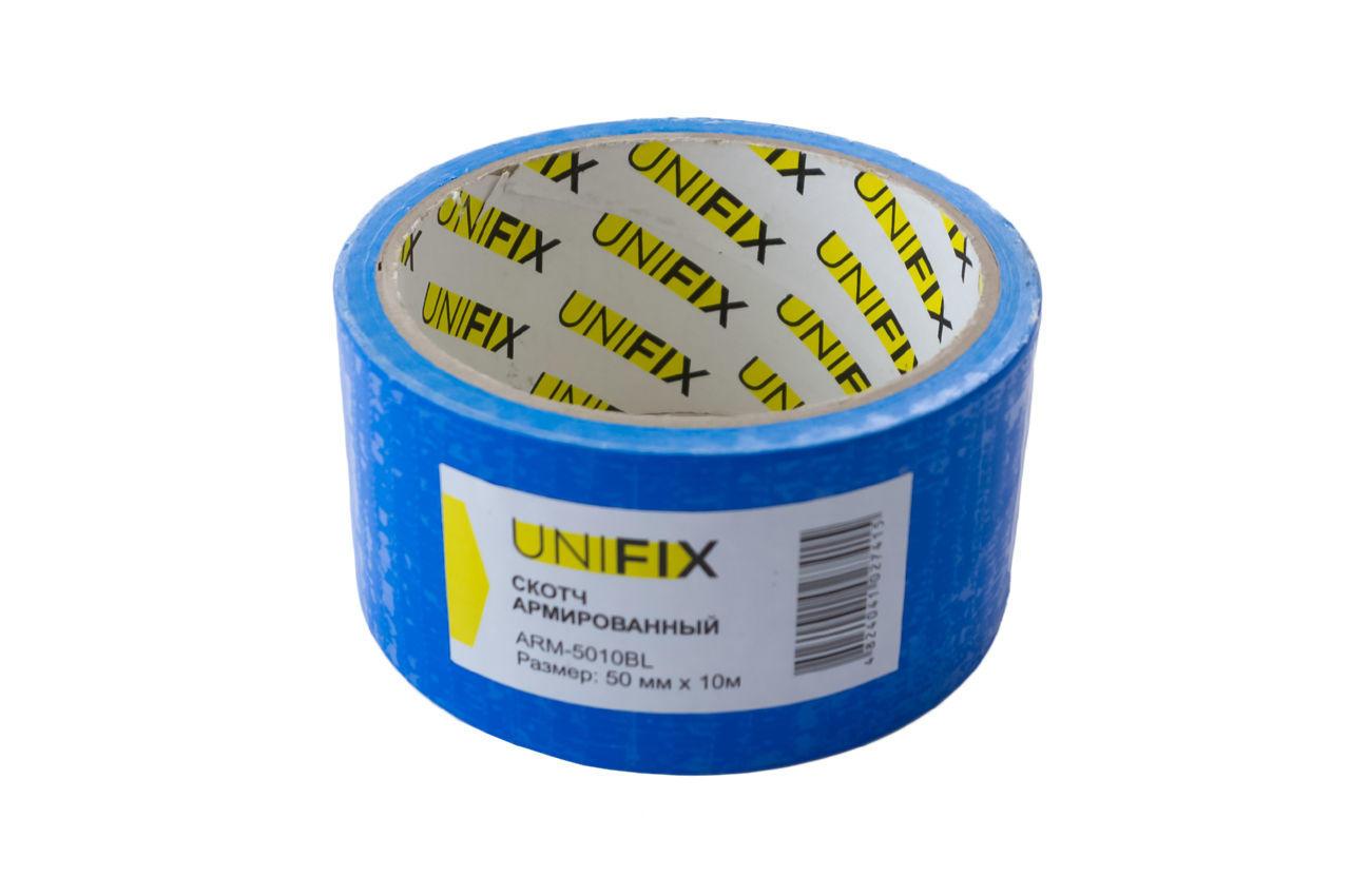 Лента армированная Unifix - 50 мм x 10 м синяя