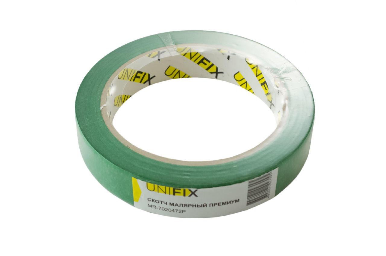 Лента малярная Unifix - 20 мм x 40 м премиум