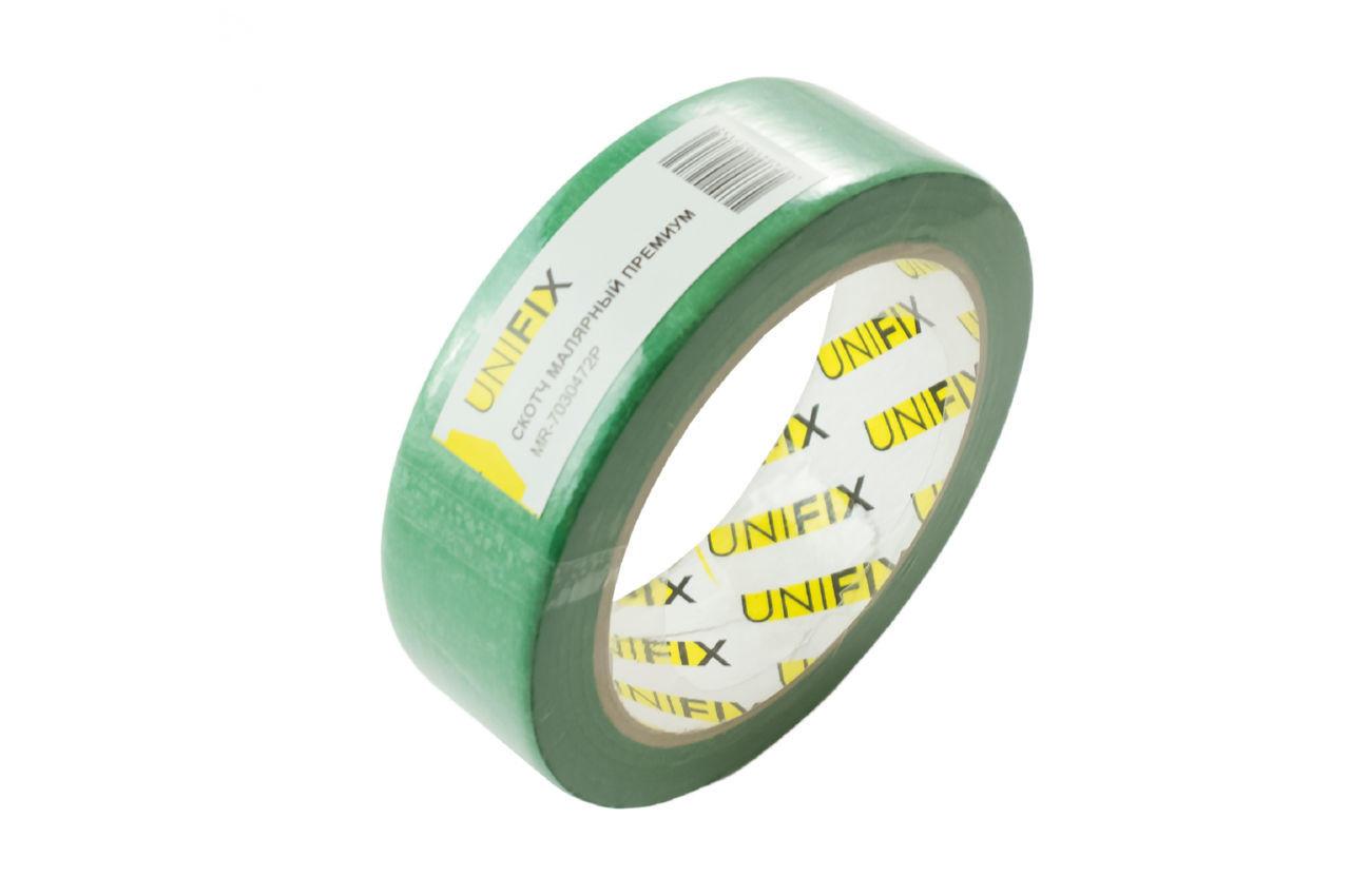Лента малярная Unifix - 30 мм x 40 м премиум