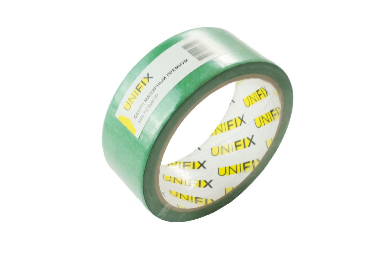 Лента малярная Unifix - 38 мм x 20 м премиум