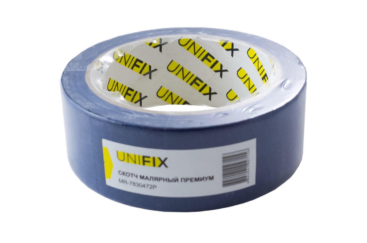 Лента малярная Unifix - 38 мм x 40 м премиум
