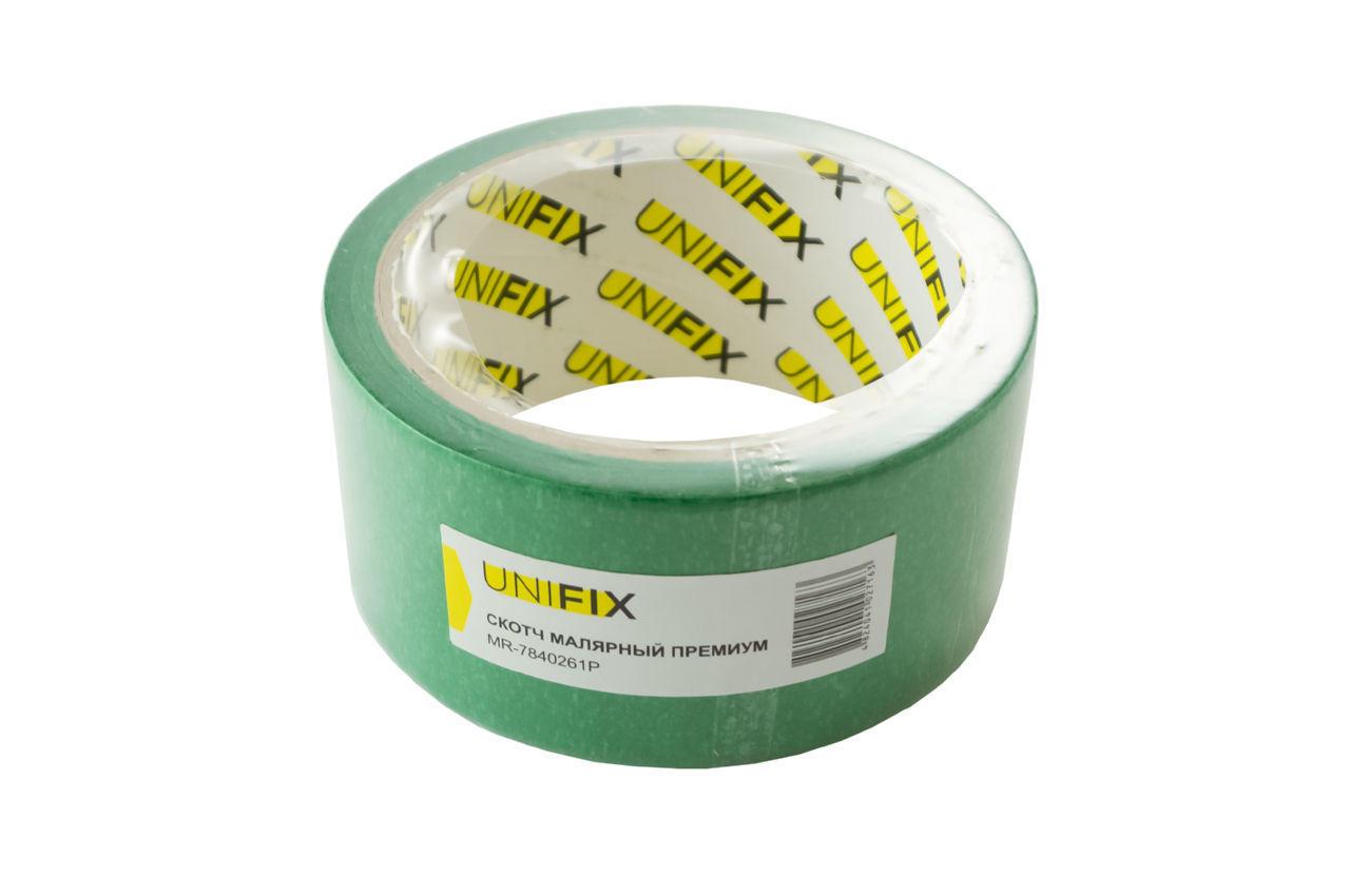 Лента малярная Unifix - 48 мм x 20 м премиум