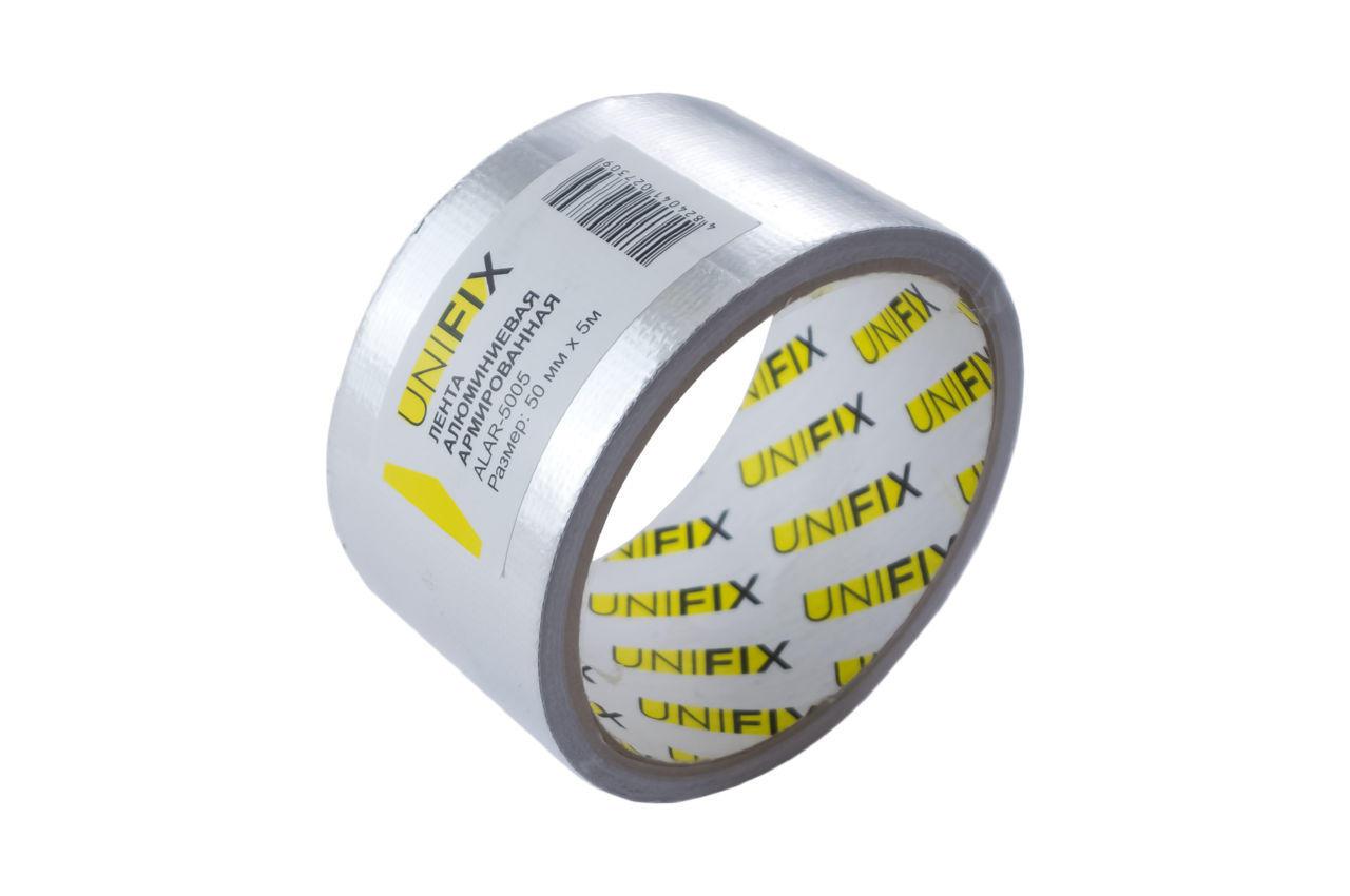 Лента алюминиевая армированная Unifix - 50 мм x 5 м