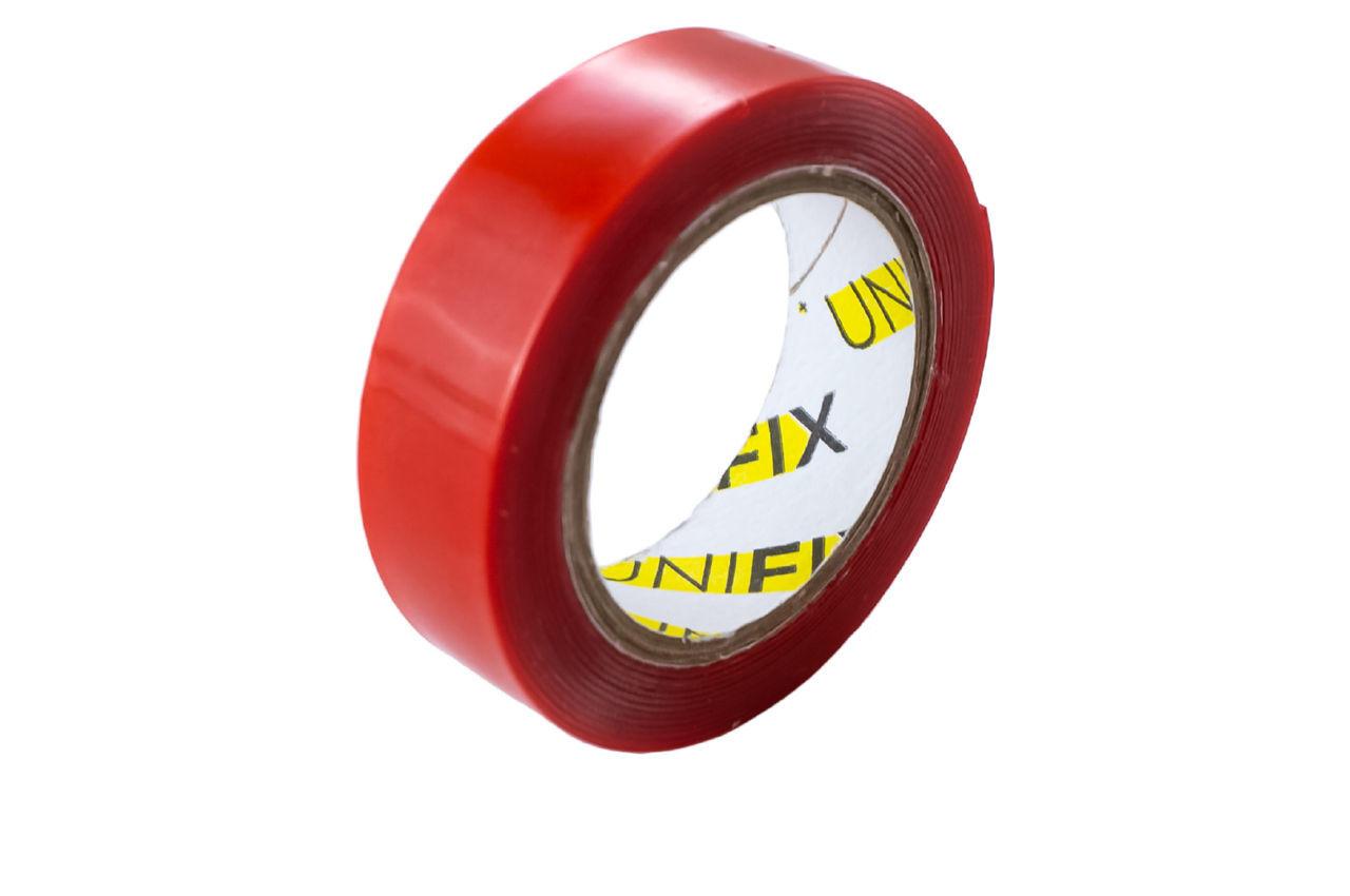 Лента двухсторонняя Unifix - 15 мм x 2 м пеноакрил